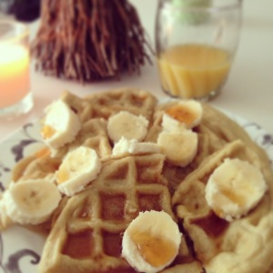 little sprouts kitchen, paleo, gluten free, breakfast, grain free, waffles