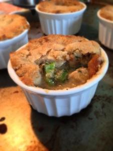 chicken pot pie, gluten free, dairy free, little sprouts kitchen, paleo