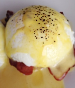 eggs benedict, gluten free, dairy free, paleo, brunch, little sprouts kitchen