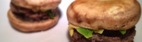 slider, mushrooms, hamburgers, little sprouts kitchen, paleo, gluten free burgers