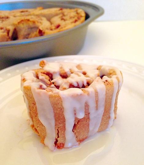 cinnamon rolls, gluten free, paleo, little sprouts kitchen, breakfast, food