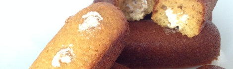 paleo twinkies, twinkies, sponge cake, gluten free twinkies, paleo, little sprouts kitchen