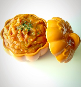 Tuscan Pumpkin Sauce