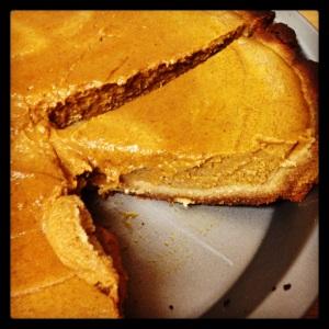 pumpkin pie, paleo pie, little sprouts kitchen, paleo dessert