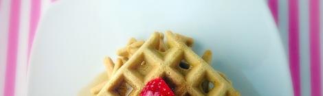 belgian waffles, paleo, little sprouts ktichen